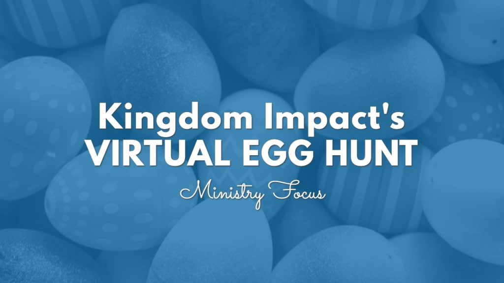 virtual egg hunt