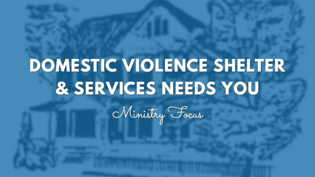 domestic violence shelter