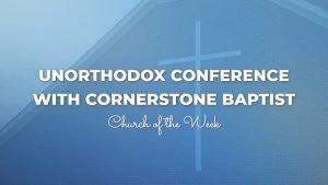unorthodox conference